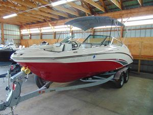 Used Yamaha Boats 212SS Cruiser Boat For Sale