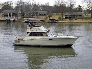 Used Trojan F-36 Special Edition Flybridge Boat For Sale