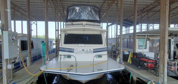 Used Harbor Master Wb 460 IB Coastal Cruiser House Boat For Sale
