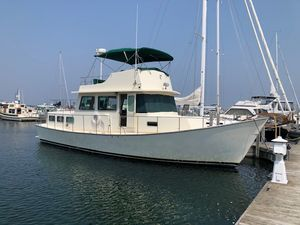 Used Thompson Trawler Boat For Sale
