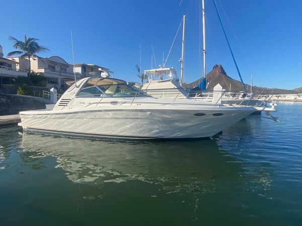 Used Sea Ray Express Cruiser 370 Express Cruiser Boat For Sale