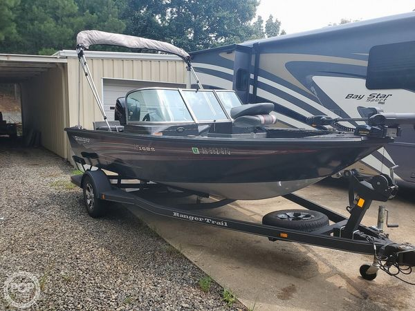 Used Ranger Boats VS 1682 WT Bass Boat For Sale