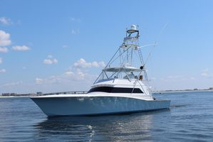 Used Jim Smith 65 Convertible Fishing Boat For Sale