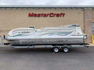 Used Jc 246 TRITOON Pontoon Boat For Sale