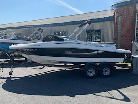 Used Sea Ray 195 Sport Express Cruiser Boat For Sale