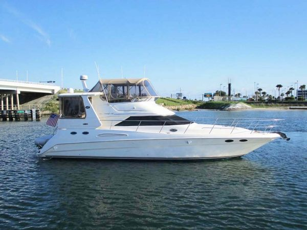 Used Sea Ray 420 Aft Cabin Motor Yacht Aft Cabin Boat For Sale
