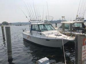 Used Baha Cruisers 251 GLE Freshwater Fishing Boat For Sale