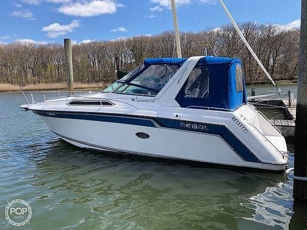 Used Regal 290 Express Cruiser Boat For Sale