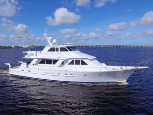 Used Stephens Enclosed Pilothouse MY Motor Yacht For Sale