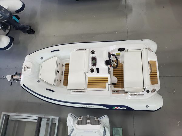 Used Ab Inflatables Jet 330 High Performance Boat For Sale