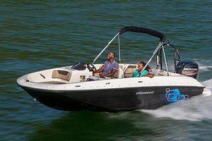 New Bayliner E18 Deck Boat For Sale