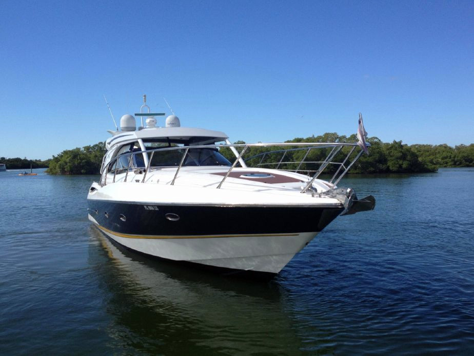 2002 Used Sunseeker Camargue 44 Motor Yacht For Sale