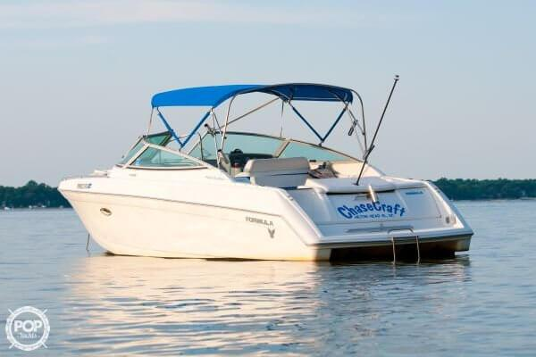Used Formula F280 SS Express Cruiser Boat For Sale