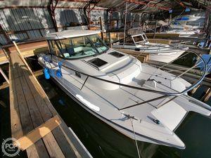 Used Glacier Bay 2680 Coastal Runner Power Catamaran Boat For Sale