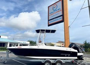 Used Bayliner Element F21 Center Console Fishing Boat For Sale