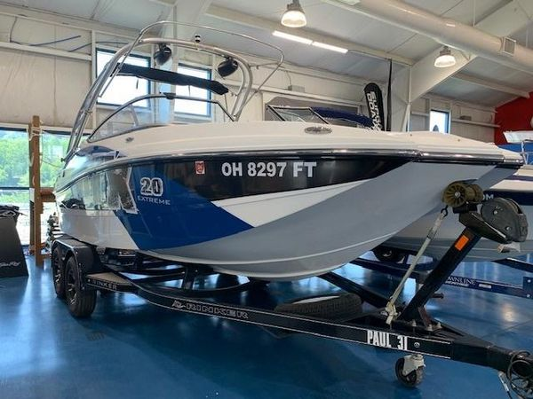 Used Rinker MTX 20 Bowrider Boat For Sale