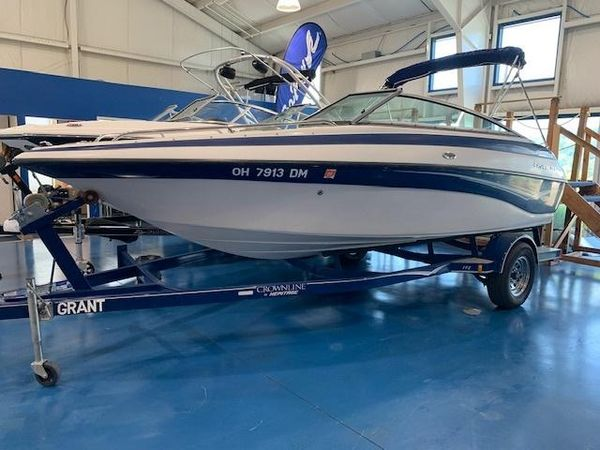 Used Crownline 192 BR Runabout Boat For Sale