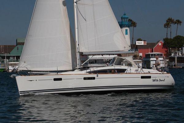 Used Jeanneau Sun Odyssey 42DS Cruiser Sailboat For Sale