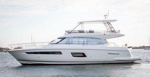 Used Prestige 560 Flybridge Motor Yacht For Sale