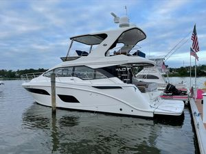Used Sea Ray 460 Fly Motor Yacht For Sale