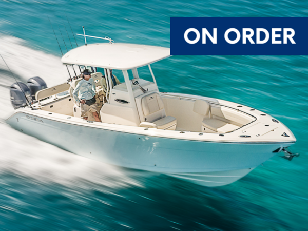 New Cobia 262 CC Center Console Fishing Boat For Sale