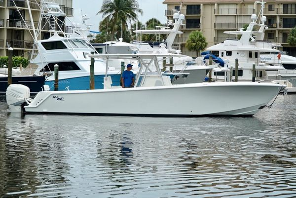 Used Seavee Center Console Fishing Boat For Sale