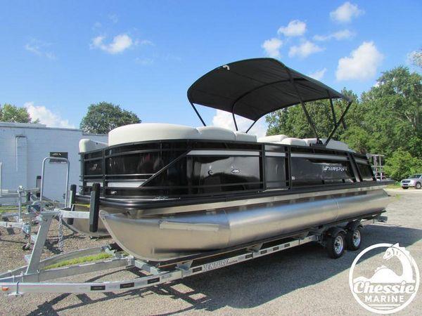New Starcraft CX 23 DL BAR Pontoon Boat For Sale