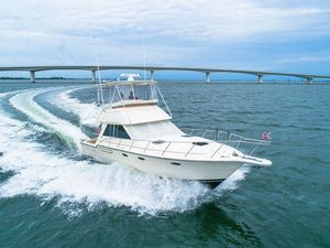 Used Tiara Yachts Convertible Fishing Boat For Sale