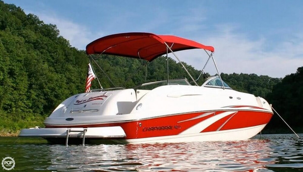 Used Chaparral 254 Sunesta Deck Boat For Sale
