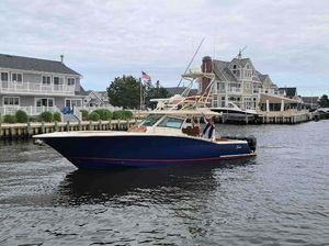 Used Scout 42 LXF Center Console Fishing Boat For Sale