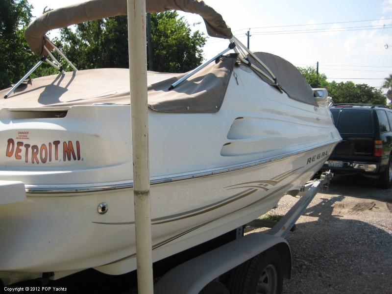 2002 Used Regal 2150 Lsc Express Cruiser Boat For Sale