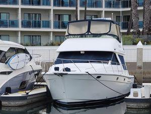Used Bayliner 3988 Command Bridge Motoryacht Motor Yacht For Sale
