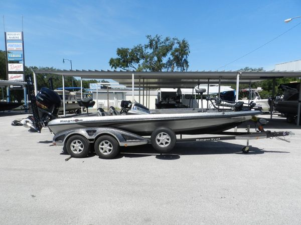 Used Ranger 521C Bass Boat For Sale