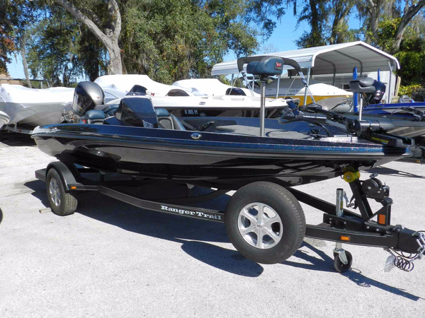 Used Ranger Z175 Bass Boat For Sale
