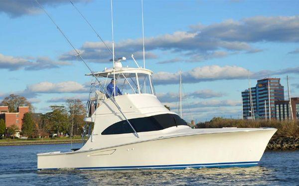 Used Viking Billfish Sports Fishing Boat For Sale