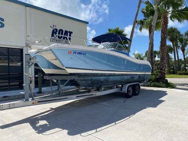 Used World Cat 246 DC Dual Console Boat For Sale