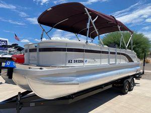 Used Bennington 25 SX Pontoon Boat For Sale