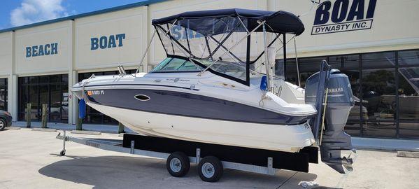 Used Hurricane SunDeck 2000 OB Deck Boat For Sale