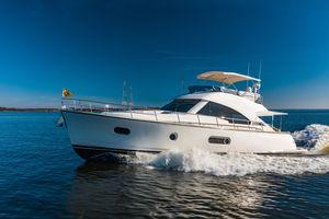 Used Belize 54 Flybridge Boat For Sale