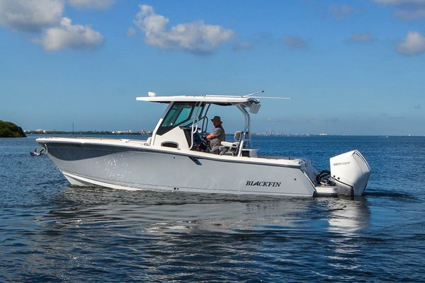 Used Blackfin 272 CC Saltwater Fishing Boat For Sale