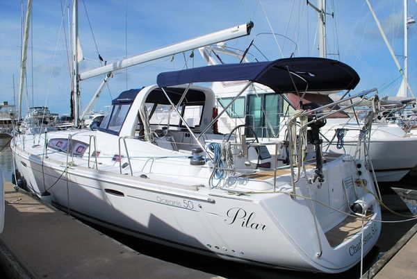 Used Beneteau Oceanis 50 Racer and Cruiser Sailboat For Sale