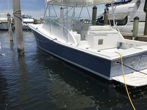 Used Topaz Royale 39' Express Cruiser Boat For Sale