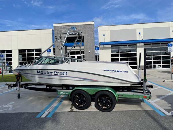 Used Mastercraft MariStar 200 Ski and Wakeboard Boat For Sale