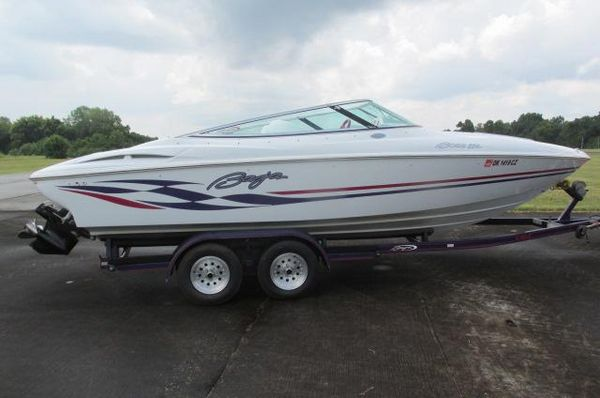 Used Baja 232 Outlaw Runabout Boat For Sale