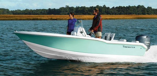 New Tidewater 180 CC Adventure Center Console Fishing Boat For Sale