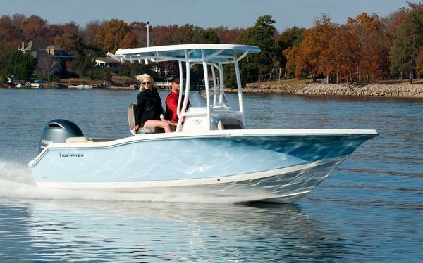 New Tidewater 210 LXF Center Console Fishing Boat For Sale