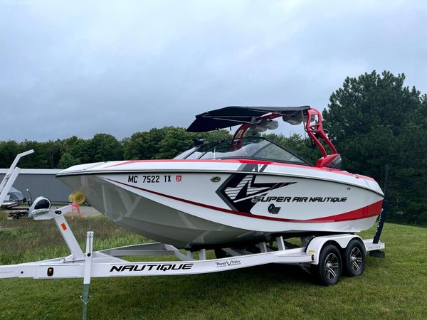 Used Nautique Super Air Nautique G21 Ski and Wakeboard Boat For Sale