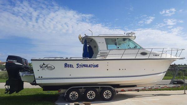 Used Baha Cruisers 300 Gle Power Cruiser Boat For Sale