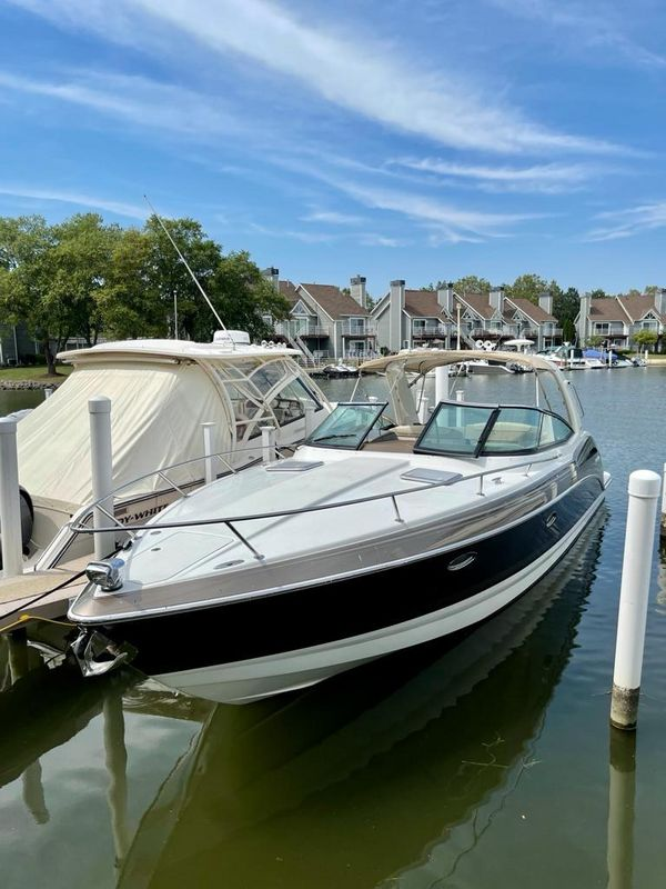 Used Formula 350 FX Crossover Bowrider Boat For Sale