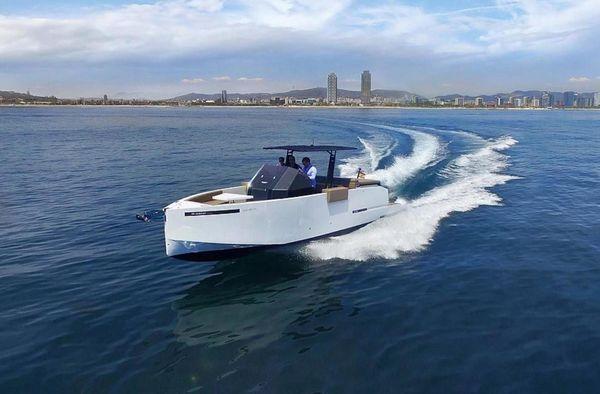 New De Antonio D28 Open Sports Cruiser Boat For Sale